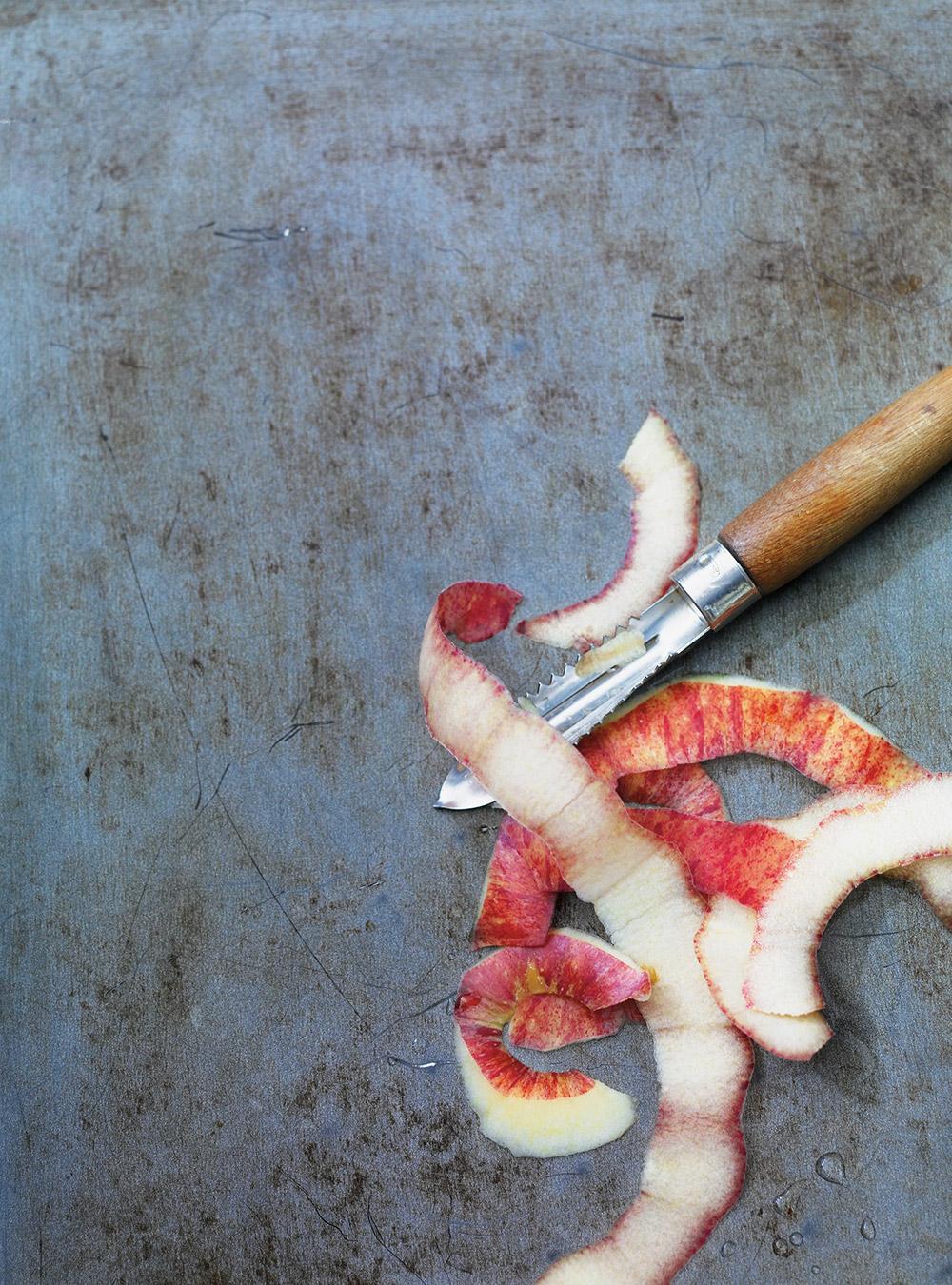 Tarte aux pommes et au gingembre | ricardo