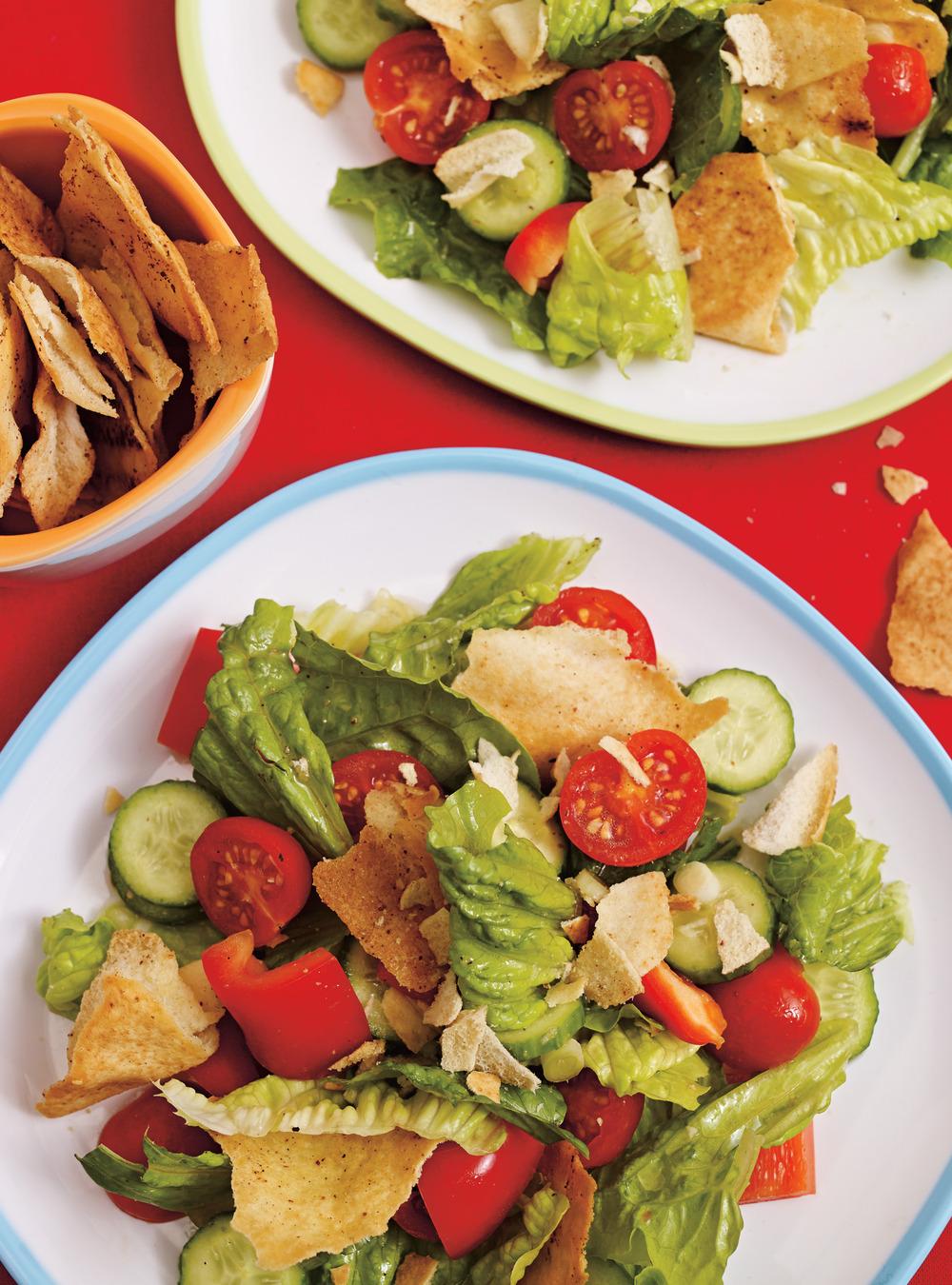 Salade fattouche | ricardo