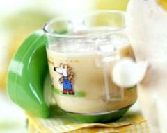 Recette milk-shake à la banane
