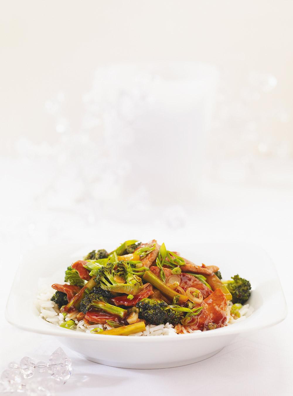 Sauté de porc et brocoli | ricardo