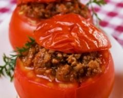 Recette tomates farcies charcutières