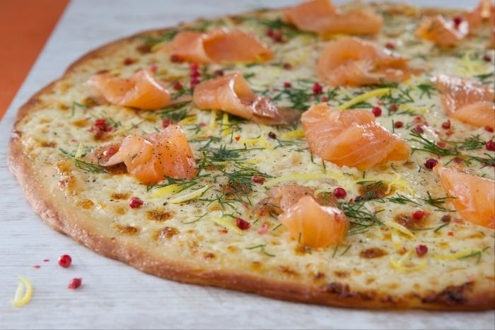 Recette de pizza nordique facile et rapide