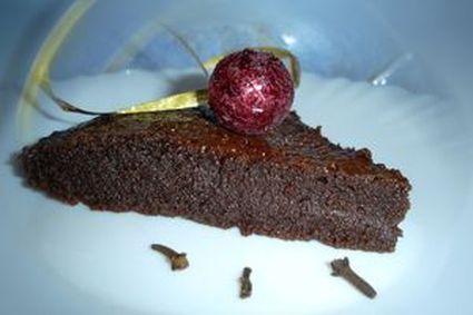 Recette de moelleux au chocolat et aux épices