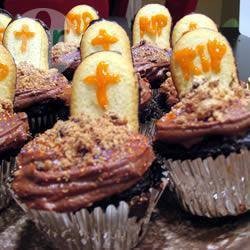 Recette cimetière de cupcakes – toutes les recettes allrecipes