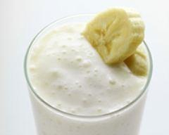 Recette milk shake de bananes