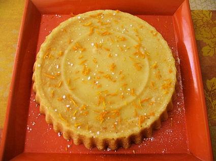 Recette de gâteau patate à l'orange
