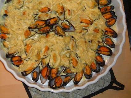 Recette de mouclade bretonne