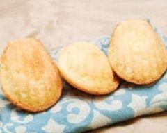 Recette madeleines au crottin de chèvre