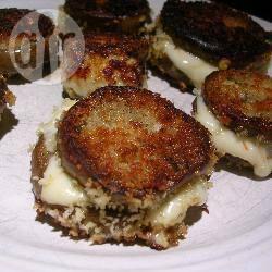 Recette aubergines panées à la mozzarella – toutes les recettes ...