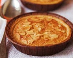 Recette tartelettes aux pommes amandine