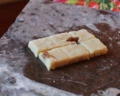 Recette pâte d'amande enrobée de chocolat