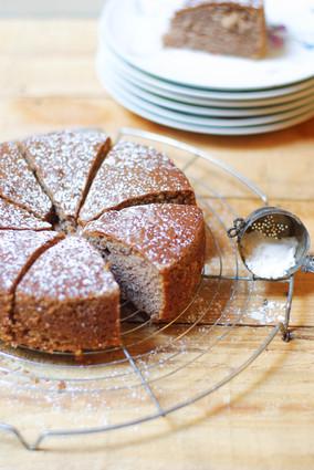 Recette de gâteau ardéchois à la crème de marrons