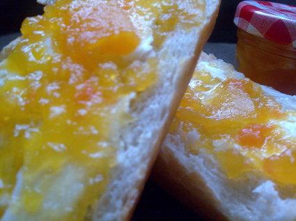 Recette de confiture potiron-carottes au citron