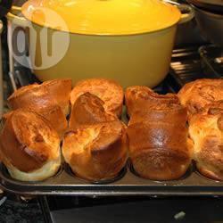 Recette pudding classique du yorkshire – toutes les recettes ...