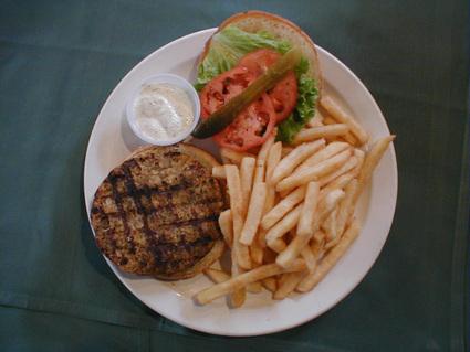 Recette de hamburgers végétariens