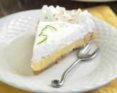 Recette tarte au citron meringuée simplissime