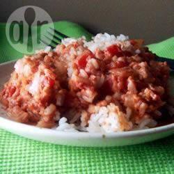 Recette curry indien aux beurre de cacahuètes – toutes les ...
