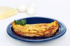 Omelette au comté pour 4 personnes