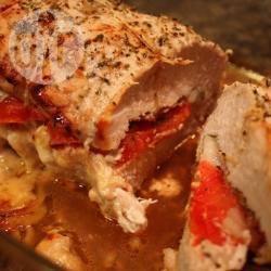 Recette rôti de porc farci – toutes les recettes allrecipes