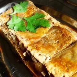 Recette terrine d'aubergines au thon – toutes les recettes allrecipes