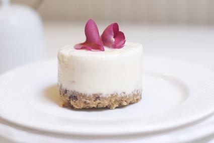 Recette de frozen cheesecake