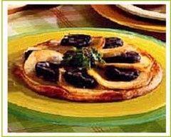 Recette tartelettes aux pommes et au boudin noir