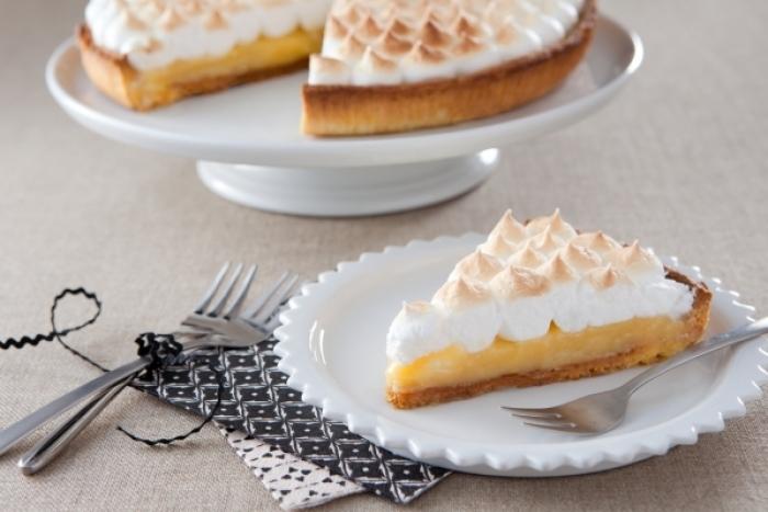 Recette de la tarte citron meringuée facile et rapide