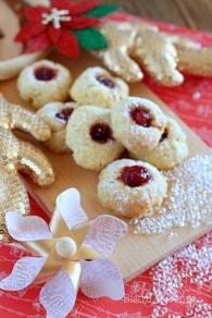 Recette de biscuits bredeles à la confiture d'airelles