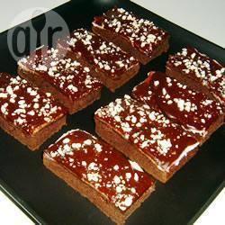 Recette brownies au chocolat et à la menthe – toutes les recettes ...