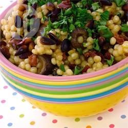 Recette semoule aux olives et aux pignons – toutes les recettes ...