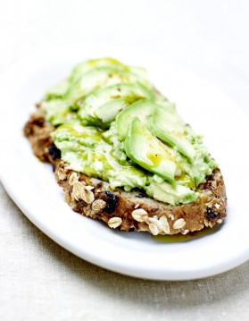 Avocado toasts pour 4 personnes