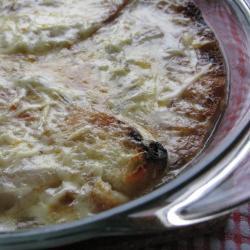 Recette soupe à l'oignon gratinée traditionnelle – toutes les ...