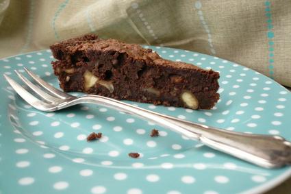 Recette de gâteau pommes de terre chocolat