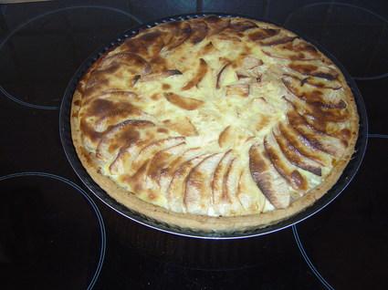 Recette de tarte aux pommes à ma façon
