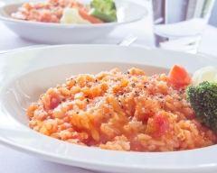 Recette riz à la tomate