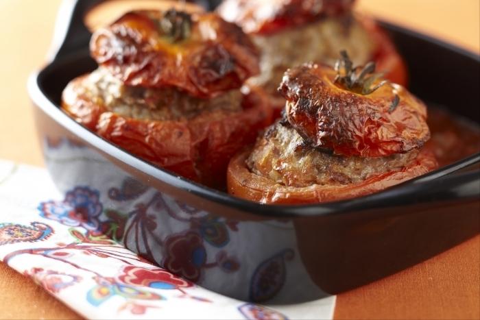 Recette de tomates farcies facile et rapide