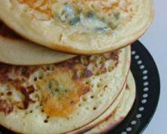 Recette pancake aux 3 fromages