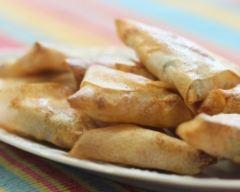 Recette samossas à la viande hachée