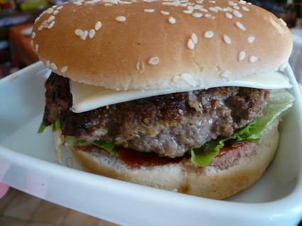 Recette de hamburger 100% maison