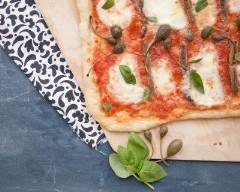 Recette pizza romana