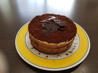 Recette de gâteau façon tiramisu caramel au beurre salé