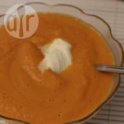 Recette soupe de potiron à la noix de muscade – toutes les ...
