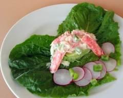 Crabe des neiges aux mille-îles | cuisine az