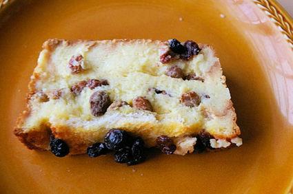 Recette de pandolce (pudding) de toscane