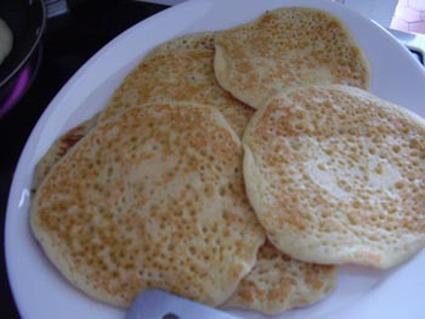 Recette de pancakes express