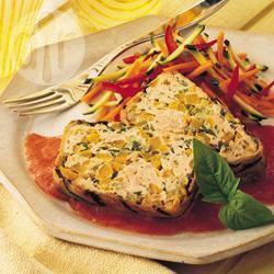 Recette terrine de poulet au poivron jaune – toutes les recettes ...