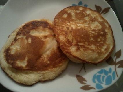 Recette de pancakes rapide