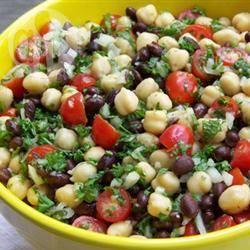 Recette salade balela – toutes les recettes allrecipes