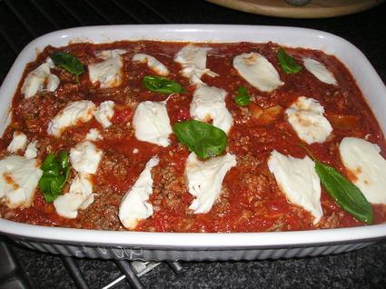 Recette de lasagnes aux légumes colorés