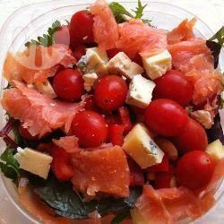 Recette salade chic du midi – toutes les recettes allrecipes